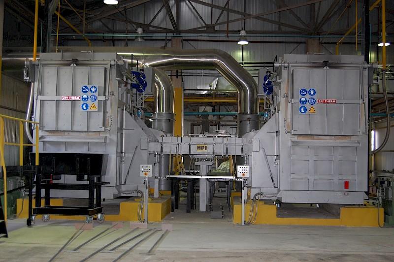 HPI Aluminium atomizer